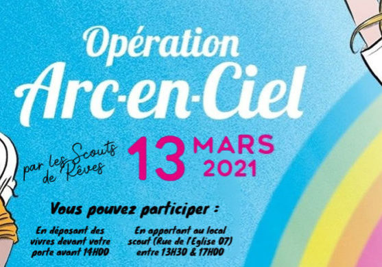 ARC-EN-CIEL 2021